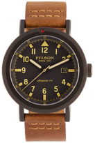 Filson Scout Brown Dial Watch, 50mm
