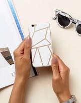 Signature Geo Block Print Iphone 6 Case