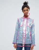 Qed London Clear Raincoat