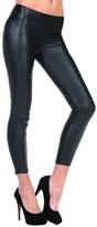Vegan Leather Legging