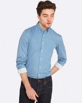 Oxford Uxbridge Printed Luxury Shirt