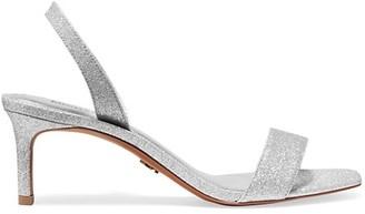 MICHAEL Michael Kors Mila Glitter Slingback Sandals