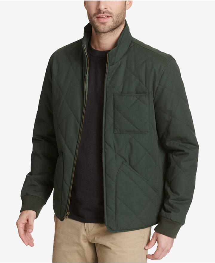65a692fa5 Men Olive Green Jacket - ShopStyle