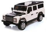 Range Rover Defender Ride-On in White