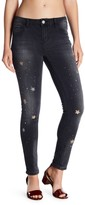 Romeo & Juliet Couture Sparkle Slim Fit Jeans