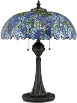 Quoizel Tiffany Royal Briar Table Lamp in Bronze