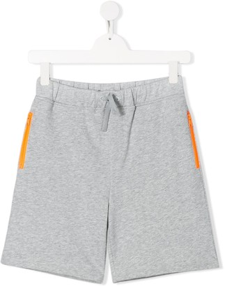 Stella Mccartney Kids TEEN drawstring track shorts