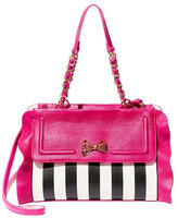 Betsey Johnson Flouncin Around Satchel