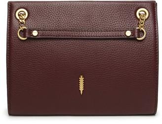 THACKER Ali Leather Convertible Crossbody Bag
