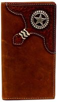 Nocona Western Wallet Mens Rodeo Star Concho N54834217