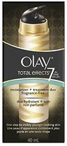 Olay Total Effects 7 In One Moisturizer + Serum Duo With Sunscreen Broad Spectrum SPF 15 Fragrance-Free 1.35 Fl Oz Packaging may Vary