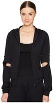 Yohji Yamamoto Lux Hoodie Women's Sweatshirt