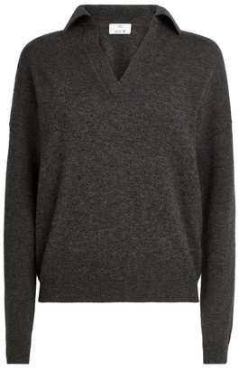 Allude Cashmere Polo Shirt