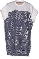 Neil Barrett Short dresses - Item 34678975
