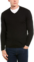Greyson Guide Wool-Blend V-Neck Sweater