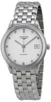 Longines Flagship Stainless Steel & Diamond Watch, 35.6mm