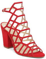 Vince Camuto Naveena Cutout Leather Sandals