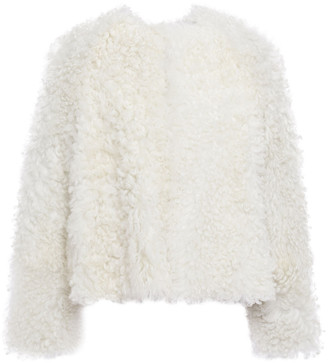 7 For All Mankind Shearling Jacket