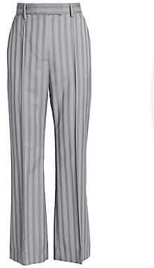 Acne Studios Women's Patrina Pinstripe Trousers
