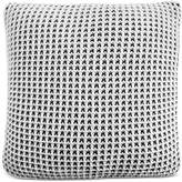 """Charter Club Damask Designs Two-Tone Knit 20"""" Square Decorative Pillow, Created for Macy's Bedding"""