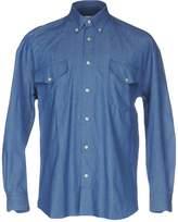 Camo Denim shirts - Item 42554361