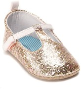 Tommy Hilfiger Final Sale- Gold Sequin Prewalker