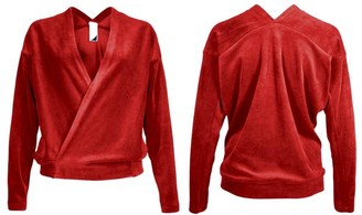 Format Nosh Longsleeve Sweatshirt Nicki - red / S