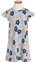 Mini Rodini Toddler Girl's Flowers Dress