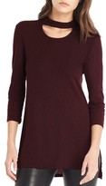 Michael Stars Women's Choker Neck Tunic