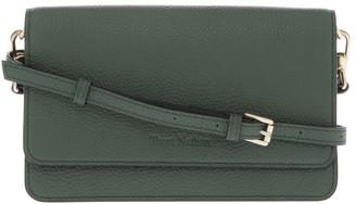 Trent Nathan Copenhagen Phone Green Flap-Over Wallet