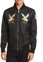 Schott USS Mississippi Souvenir Jacket