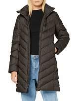 Women's Whistler Slim Down Hooded Long Coat,18 (Size: XX Large)