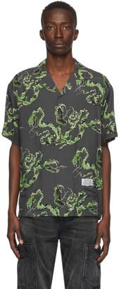 Neighborhood Grey Aloha Rattlesnake Shirt