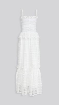 Philosophy di Lorenzo Serafini Maxi Lace Dress
