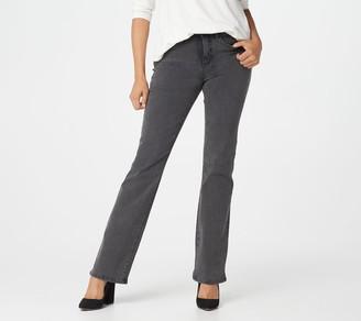 NYDJ Barbara Boot-Cut 5-Pocket Jeans - Folsom