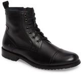 English Laundry Men's Cap Toe Boot