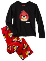 Star Wars Angry Birds Boys' Long-Sleeve Pajama Set