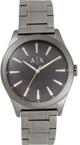 Armani Exchange Nico Gunmetal Watch