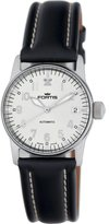 Fortis Women's 621.10.12 L.01 Flieger Automatic Date Leather strap Watch