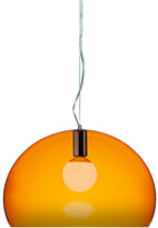 Kartell FL/Y Ceiling Light - Orange