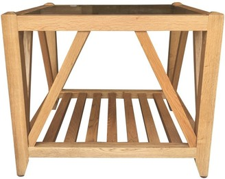 S & G Imports Kennett Side Table Natural