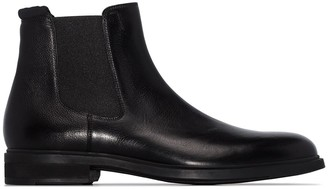 HUGO BOSS slip-on Chelsea boots