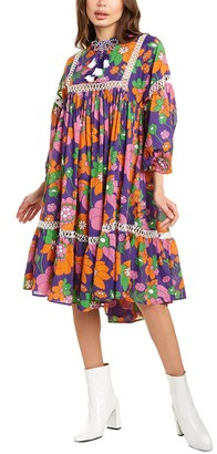 Dodo Bar Or Nell Midi Dress