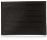 Givenchy Usa Flag-debossed Leather Cardholder
