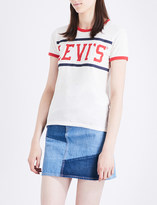Levi's Perfect Ringer cotton-jersey T-shirt