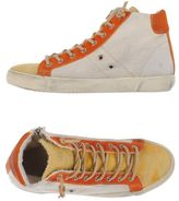 Leather Crown High-tops & sneakers