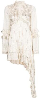 Alexis Liora ruffled dress