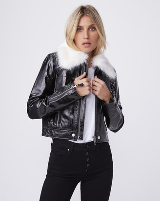 Paige Camdyn Jacket-Black