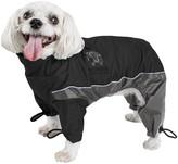 Touchdog Quantum-Ice Full-Bodied Adjustable and 3M Reflective Dog Jacket w/ Blackshark Technology - Large
