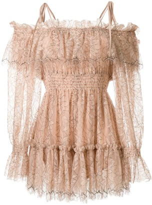 Alice McCall Calypso lace playsuit